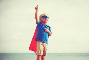 garoto super-herói
