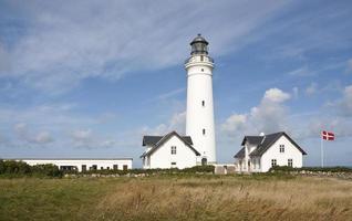 Danish Lighthouse photo