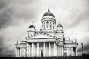 catedral de helsinki finlandia foto