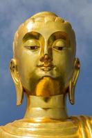 Buddha-Porträt.