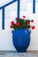 Cyclades island in Greece photo