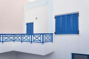 balcón foto