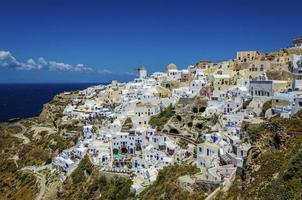 Oia Santorini photo