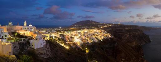 Thira, Santorini, Grecia.