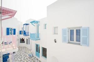 Greek Style windows photo