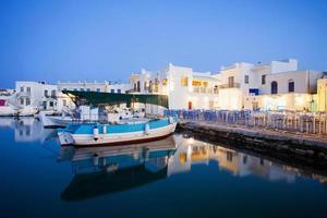 isla de paros, grecia foto