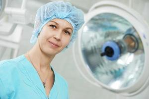 retrato de médico cirurgião