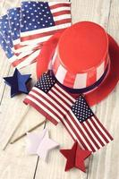 Fourth Of July Display