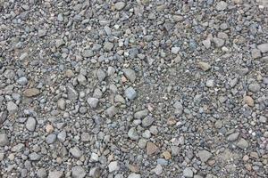 Close up gravel photo