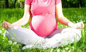 gezonde zwangerschap