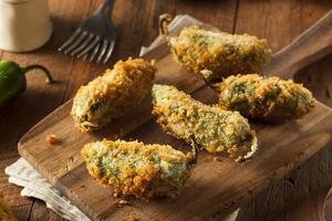Homemade Breaded Jalapeno Poppers