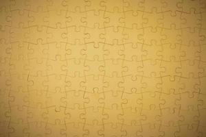 Brown Jigsaw puzzle background.