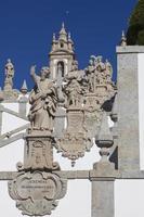 Sculptures in Bom Jesus do Monte, Braga