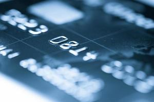 Credit card payment, shopping online photo