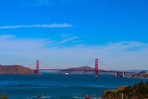 le pont du Golden Gate