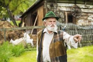 viejo granjero