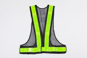 Reflective vest of night work for