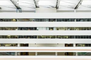 Interior office building photo