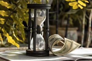 financiële reeks