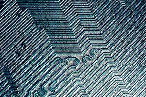 Computer circuitboards photo