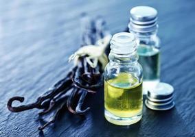 aceite aromático foto