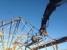 demolición foto