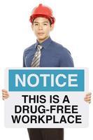Drug Free Workplace photo
