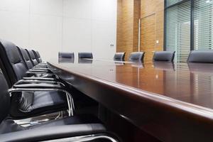 modern office meeting room interior photo