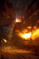 shop smelter furnace for melting metal