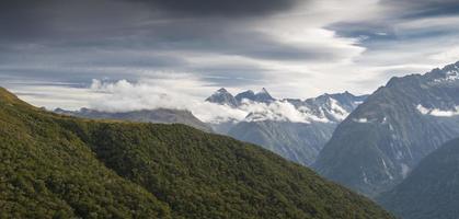 Mount Aspiring / Routeburn Track NZ