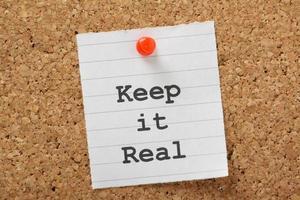 Keep It Real photo