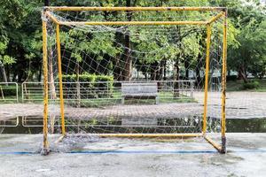 goal soccer photo