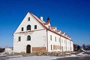 centro cultural en kraziai, lituania
