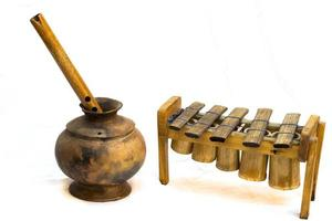 Andean instruments