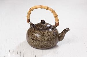 Eastern teapot photo