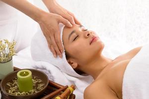 Shiatsu massage photo