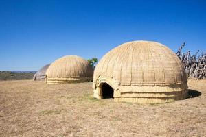umgungundlovu en kwazulu-natal, sudáfrica foto