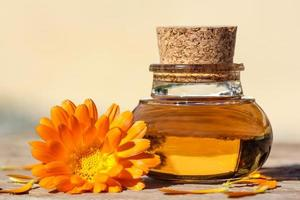 Wellness with calendula photo