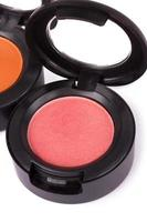 Professional eyeshadows in round box