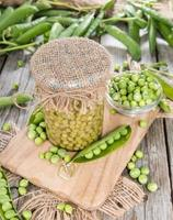 Canned Peas photo