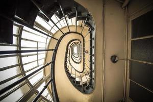 escalera parisina foto