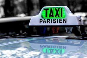 Taxi Parisien photo