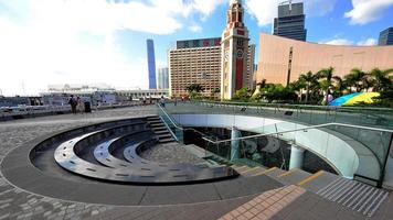 Hong Kong Cultural Centre and Clock Tower photo