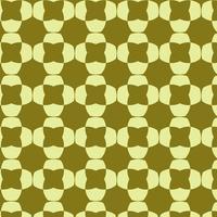 padrão de limão elegante forma floral