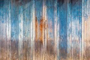 viejo, paneles de madera grunge utilizados como fondo