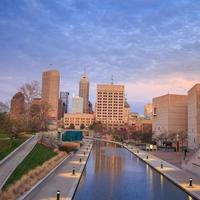 centre-ville d'Indianapolis