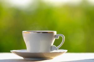 Cafe mañanero foto