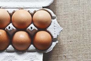 des œufs
