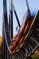 roller coaster ride photo