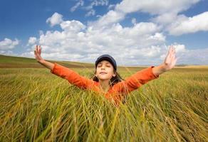Enjoy in the field